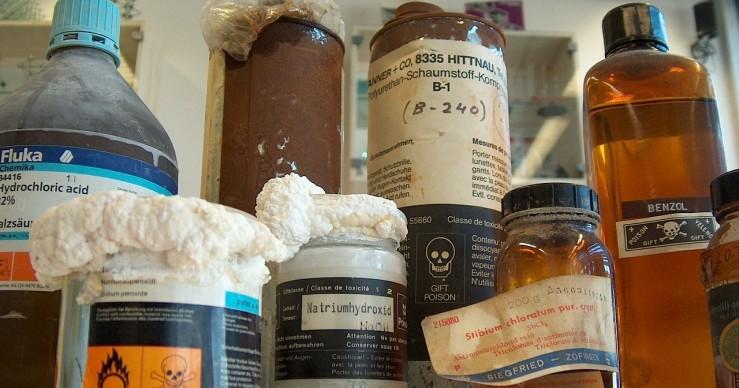 Veszélyes anyagok, kémiai kockázatértékelés