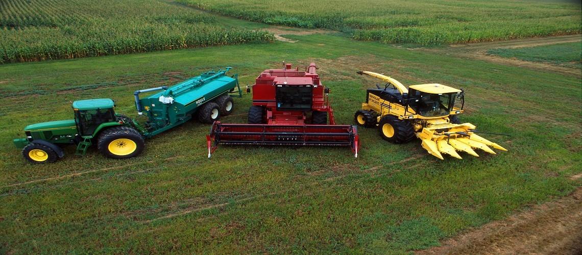 A mezőgazdaság veszélyei