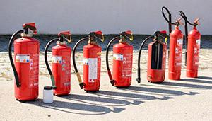 Tűzoltó készülék