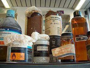 Veszélyes anyagok